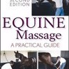 Equine Massage: A Practical Guide by Jean-Pierre Hourdebaigt Cover Photo