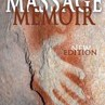 Massage Memoir by Winecoff, Michael Cover Photo