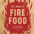 Fire Food: The Ultimate BBQ Cookbook by Christian Stevenson Cover Photo