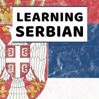 Learning Serbian Journal and Notebook: A modern resource note book for beginners and students that learn to speak and write Serbian by Language Publishing Cover Photo
