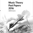 Music Theory Past Papers 2016, ABRSM Grade 6 (Theory of Music Exam papers & answers : ABRSM) by ABRSM Cover Photo