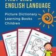 First Urdu English Language­ Picture Dictionary Learning­ Books Children: 100 bilingual basic animals words vocabulary builder card games. Frequency visual dictionary with reading, tracing, writing workbook and coloring flash cards baby book to beginners. ( by Professional Language Prep Cover Photo