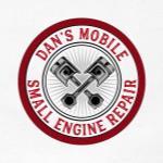 Dans Mobile Small Engine Repair Logo